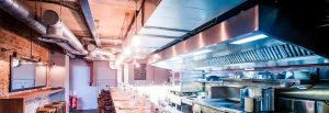 Вентиляция в заведения общественного питания, кухни, фитнес клуба в Полтаве